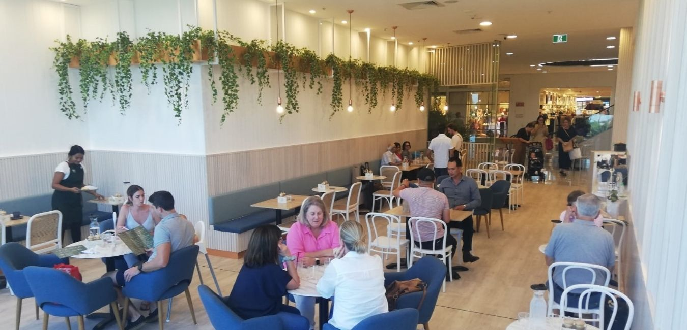 Inside Table26 indooroopilly